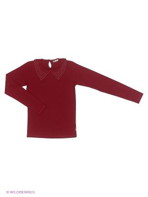 Блуза Benini. Цвет: бордовый