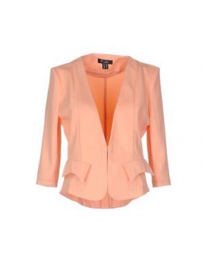 Пиджак CUTIE. Цвет: лососево-розовый