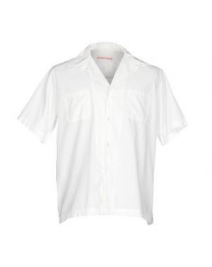 Pубашка EAST HARBOUR SURPLUS. Цвет: белый