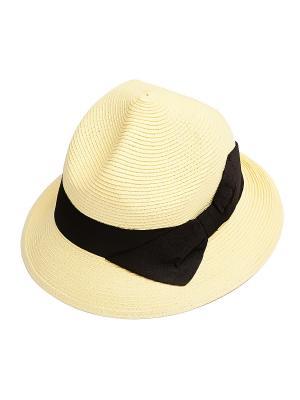 Шляпа Kameo-bis. Цвет: желтый, черный