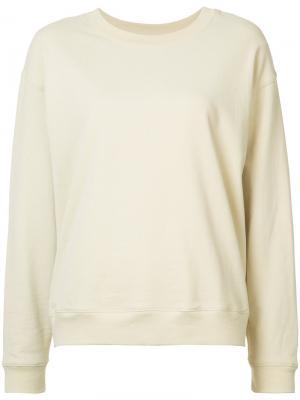 Вязаный свитер Organic By John Patrick. Цвет: телесный