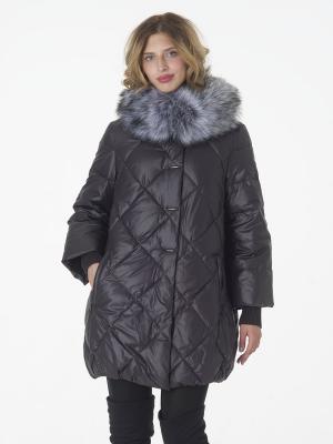 Пальто CATTAIL WILLOW. Цвет: темно-серый