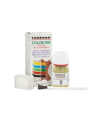 Краситель COLOR DYE, стекло TDC01, 25мл. Tarrago. Цвет: светло-коричневый