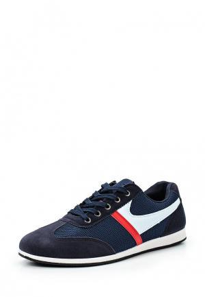 Кроссовки T.P.T. Shoes. Цвет: синий