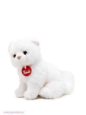 Котёнок Брэд TRUDI. Цвет: белый