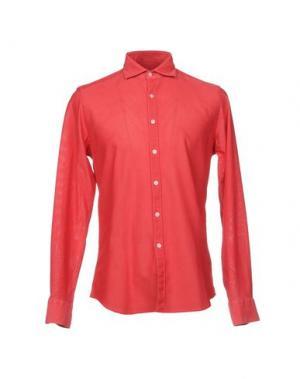 Pубашка SONRISA. Цвет: красный