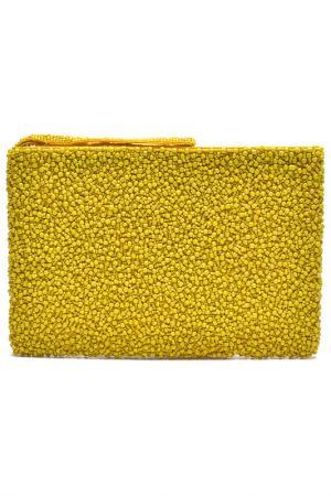 Kошелек BORRO. Цвет: желтый