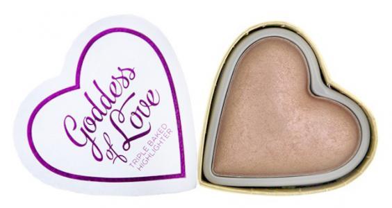 Хайлайтер Makeup Revolution Goddess of Love. Цвет: goddess of love