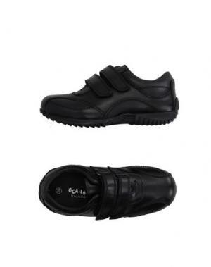 Низкие кеды и кроссовки OCA-LOCA. Цвет: черный