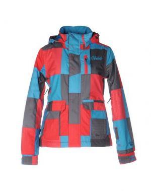 Куртка PROTEST. Цвет: коралловый