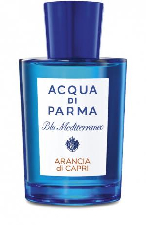 Туалетная вода Blu Mediterraneo Arancia Di Capri Acqua Parma. Цвет: бесцветный