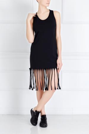 Платье  Fringe Beth Richards. Цвет: черный
