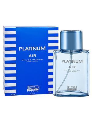 Парфюмерная вода Платинум Эйр (Platinum Air) муж. 100мл ROYAL COSMETIC 27195