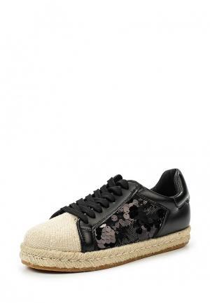 Кеды Exquily. Цвет: черный