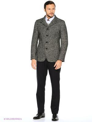 Куртки Berkytt. Цвет: серый меланж