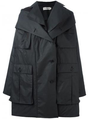 Куртка Nish Ivan Grundahl. Цвет: чёрный