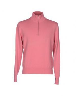 Водолазки KANGRA CASHMERE. Цвет: лососево-розовый