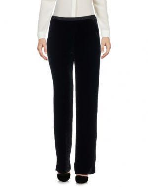Повседневные брюки DIEGA. Цвет: черный