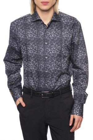 Рубашка Billionaire. Цвет: dark gray