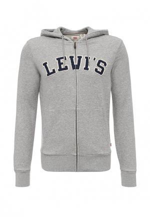 Толстовка Levis® Levi's®. Цвет: серый