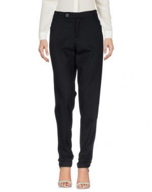 Повседневные брюки RUNDHOLZ. Цвет: черный