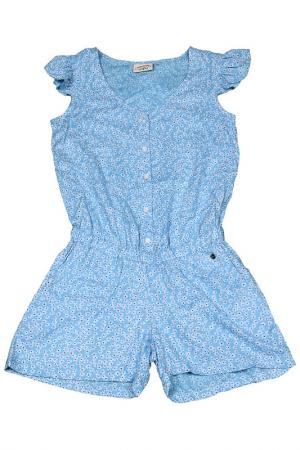 Комбинезон FINN FLARE KIDS. Цвет: голубой