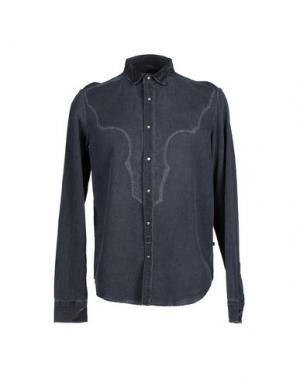 Pубашка C'N'C' COSTUME NATIONAL. Цвет: свинцово-серый