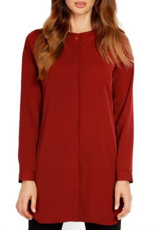 Рубашка LOU-LOU. Цвет: red