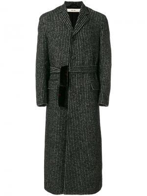 Пальто Chas Damir Doma. Цвет: чёрный