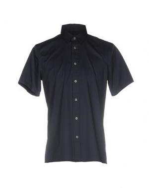 Pубашка TIGER OF SWEDEN. Цвет: темно-синий