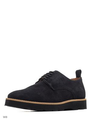 Ботинки Trussardi. Цвет: черный
