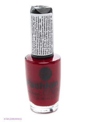 Устойчивый гипоаллергенный лак для ногтей Fashion Colour, тон 311 Bell. Цвет: бордовый
