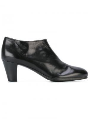 Ankle boots Laboratorigarbo. Цвет: чёрный