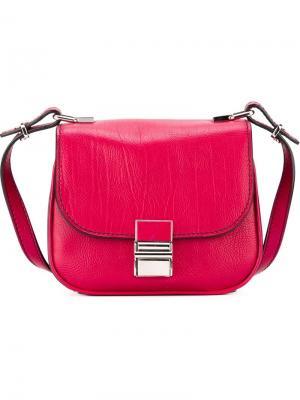 Маленькая сумка на плечо Kent Proenza Schouler. Цвет: розовый и фиолетовый