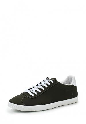 Кеды WS Shoes. Цвет: хаки