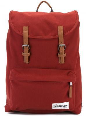 Рюкзак London Eastpak. Цвет: красный