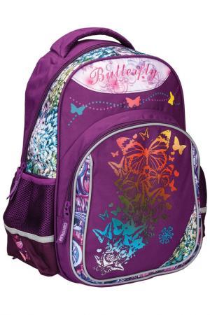 Рюкзак CENTRUM. Цвет: фиолетовый