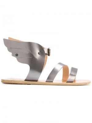 Сандалии Hermes Ancient Greek Sandals. Цвет: серый