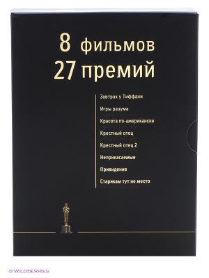 Сборник фильмов. Коллекция фильмов Оскар НД плэй. Цвет: черный