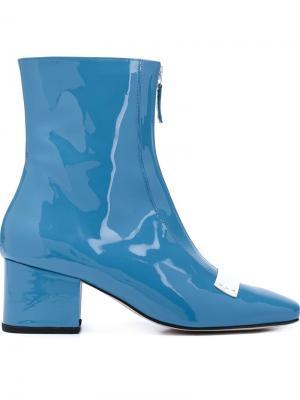 Ботинки Double Delta Dorateymur. Цвет: синий