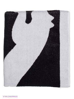 Полотенце TOWEL Puma. Цвет: черный, белый