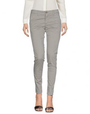 Повседневные брюки SQUAD². Цвет: зеленый