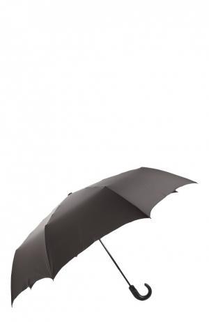 Зонт Moschino. Цвет: темно-серый