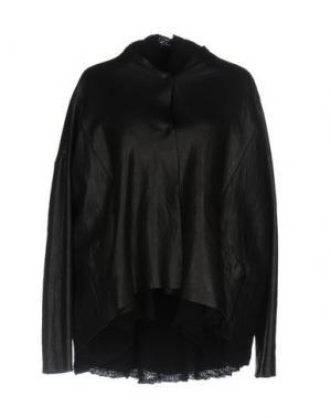 Куртка SALVATORE SANTORO. Цвет: черный