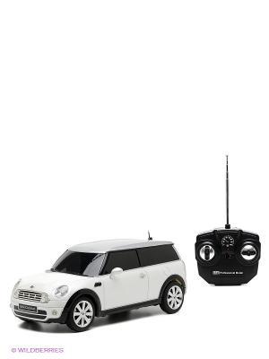 Машина р/у BMW MINI Clubman 1:18 с аккумулятором KAISER. Цвет: белый