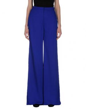 Повседневные брюки ZUHAIR MURAD. Цвет: ярко-синий