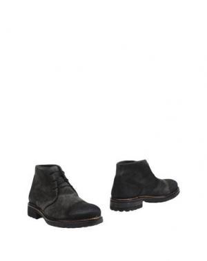 Полусапоги и высокие ботинки XAGON MAN. Цвет: свинцово-серый