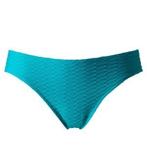 Плавки от купальника La Redoute Collections. Цвет: голубой бирюзовый,розовый,черный