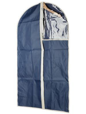 Чехол COMFORT Blue, 60*100H см WHITE FOX. Цвет: синий