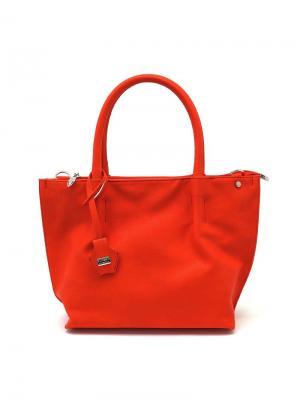 Сумка Solo true bags. Цвет: красный